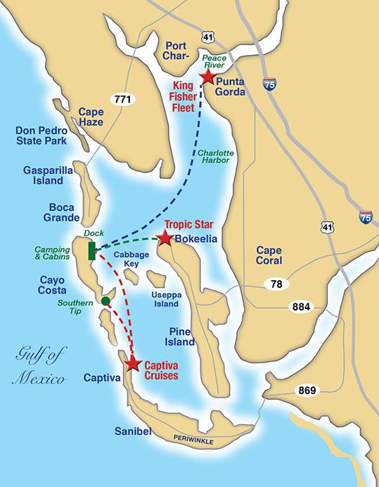 Pine Island Ferry
